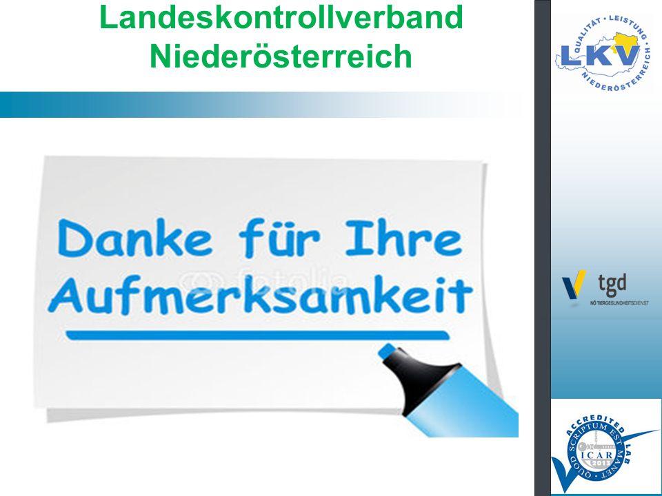 Landeskontrollverband Niederösterreich