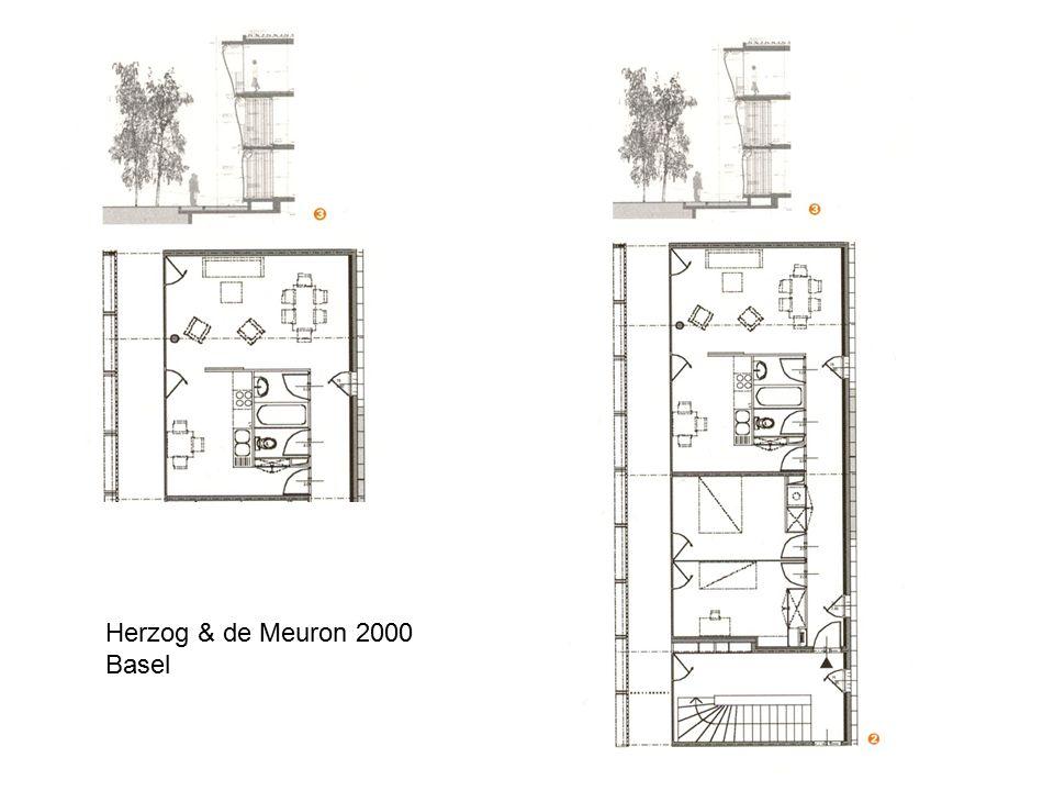 Herzog & de Meuron 2000 Basel
