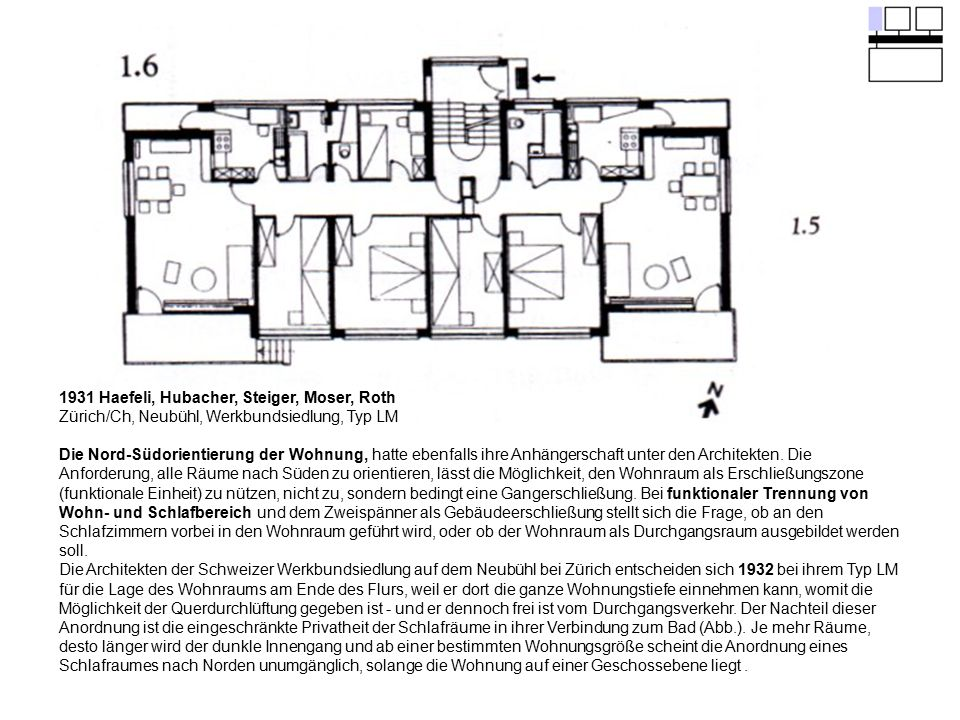 1931 Haefeli, Hubacher, Steiger, Moser, Roth