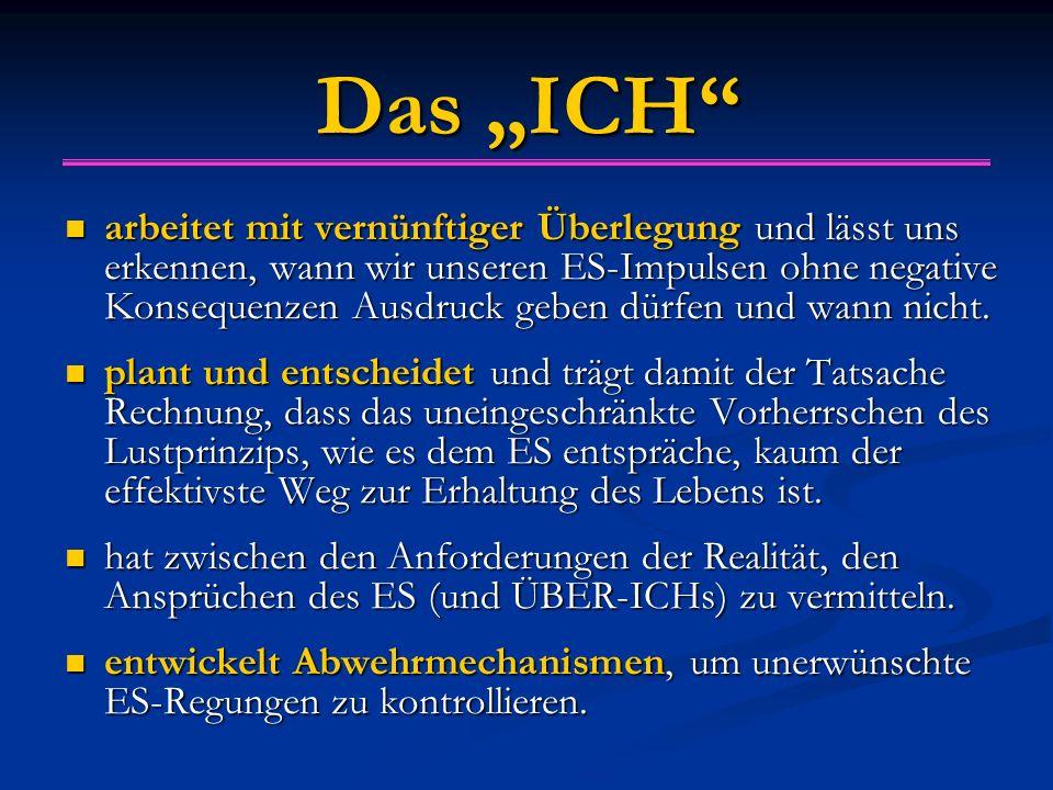 """Das """"ICH"""