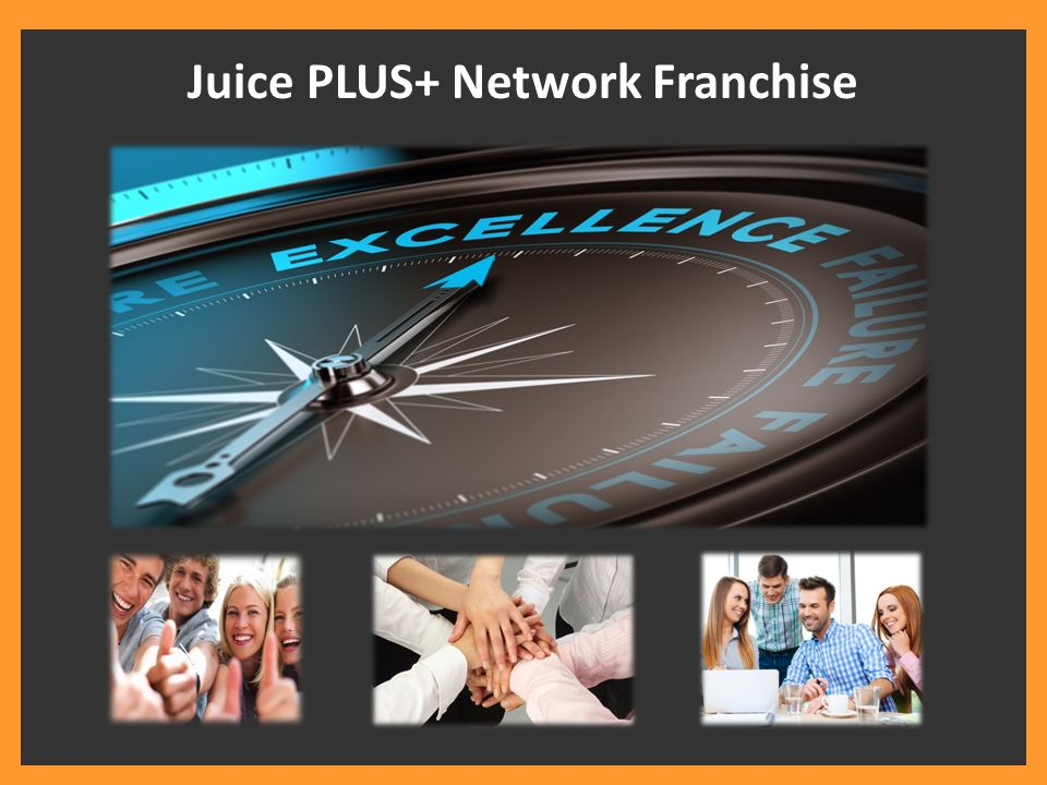 Juice PLUS+ Network Franchise