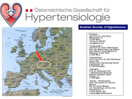 Austrian Society of Hypertension
