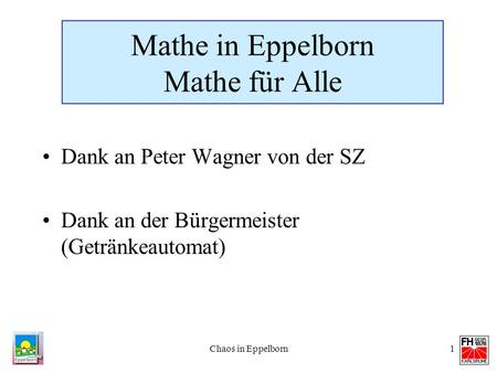 Mathe in Eppelborn Mathe für Alle