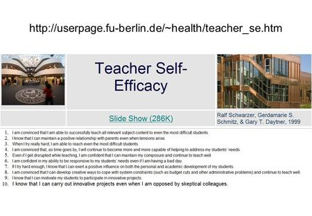 Http://userpage.fu-berlin.de/~health/teacher_se.htm.