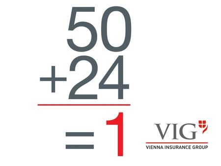 Die Vienna Insurance Group…