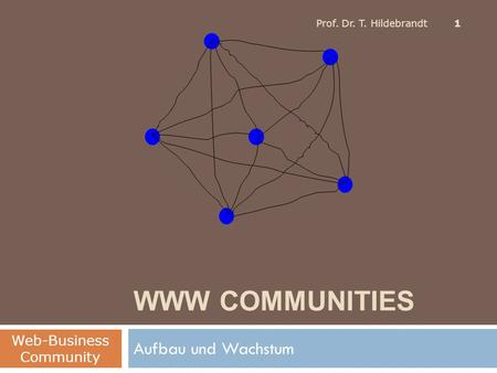 Web-Business Community