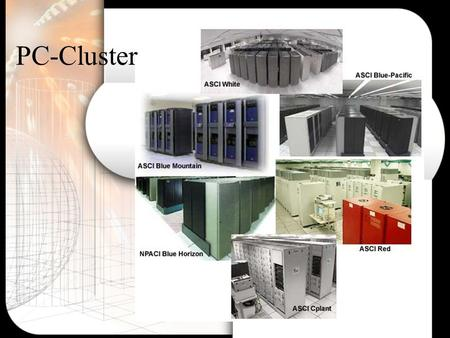 PC-Cluster.