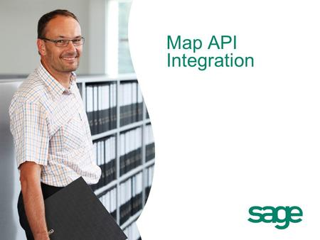 Map API Integration.
