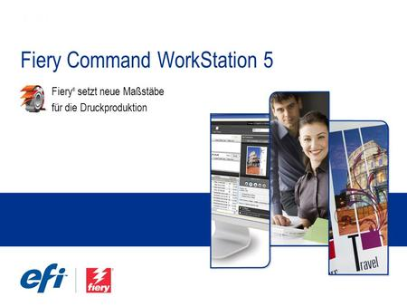 Fiery Command WorkStation 5