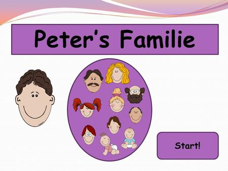 Peter's Familie Start!.