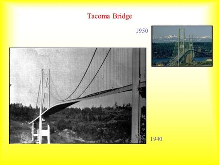 Tacoma Bridge 1950 1940.
