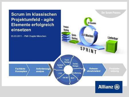Allianz Managed Operations & Services (AMOS) IT Jochen Dinter