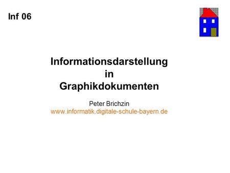 Informationsdarstellung in