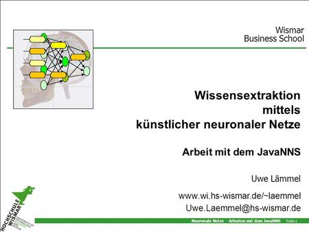 Wismar  Business School