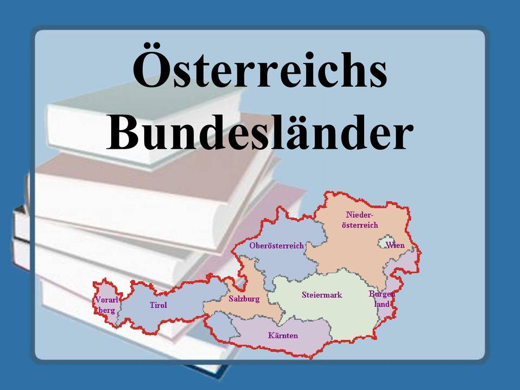 Österreichs Bundesländer   ppt herunterladen