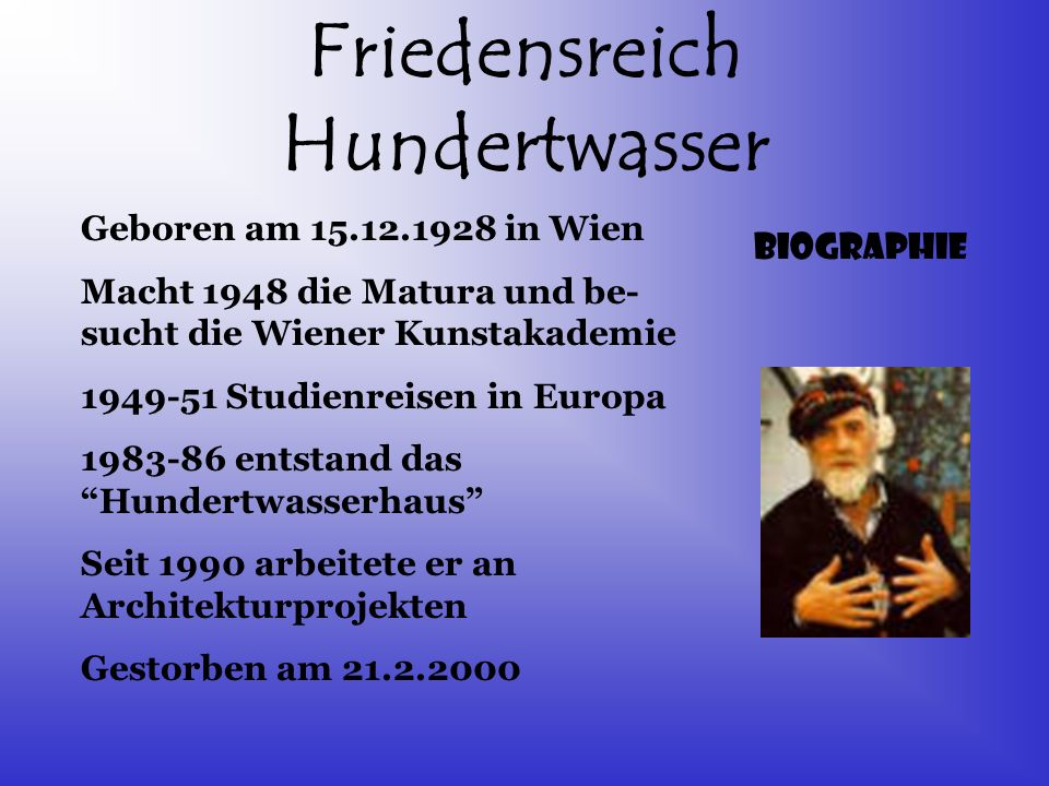 Friedensreich Hundertwasser Pdf Free Download
