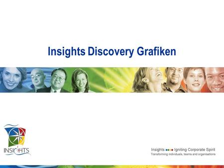 Insights Discovery Grafiken