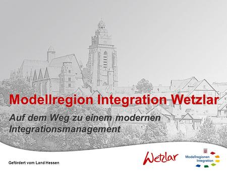 Modellregion Integration Wetzlar