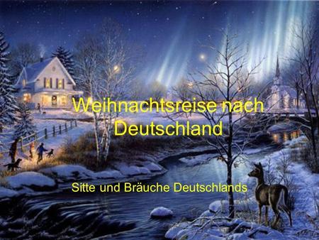 wie feiern weihnachten jugendliche in deutschland ppt herunterladen. Black Bedroom Furniture Sets. Home Design Ideas