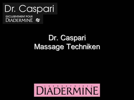 Dr. Caspari Massage Techniken