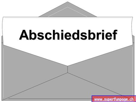 Www.funfriends.de Abschiedsbrief.