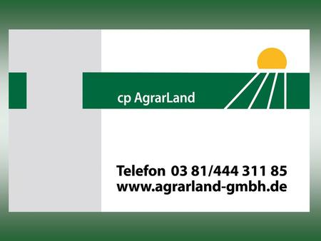 2008 cp AgrarLand GmbH.