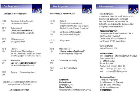 EINLADUNG Anwender-Workshop Phlebologischer Ultraschall der ...