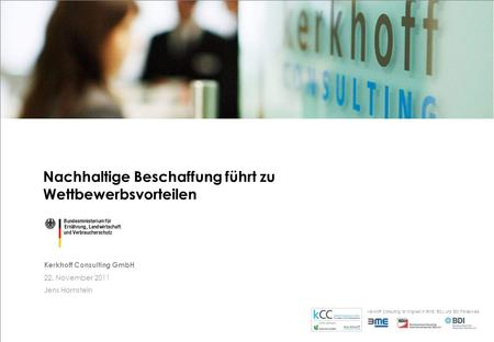 Kerkhoff Consulting GmbH