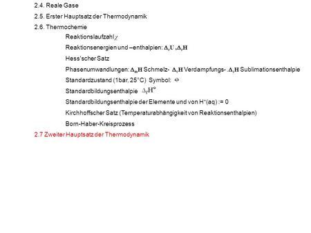Kapitel 4: Der 2. Hauptsatz der Thermodynamik - ppt video online ...
