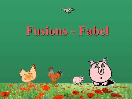 Fusions - Fabel.