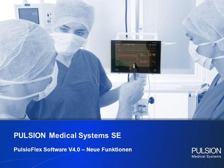 PULSION Medical Systems SE