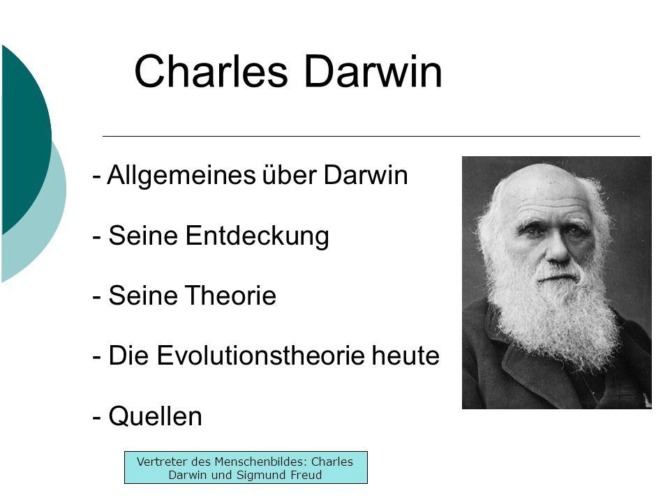 Charles Darwin Biografie Who S Who 6