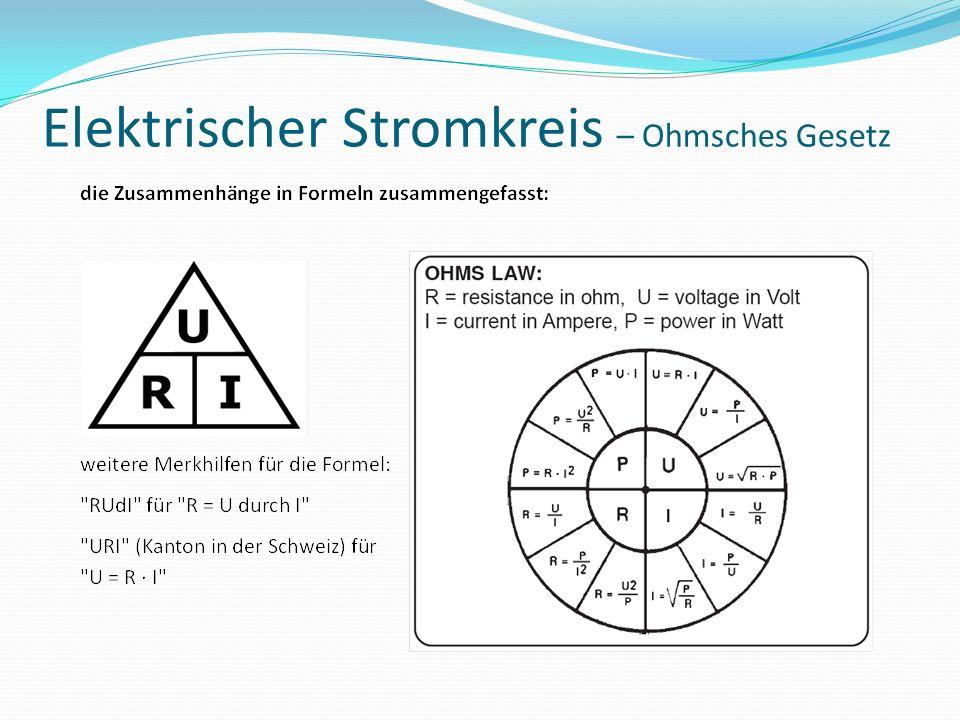 Quot Einf 252 Hrung E Technik 1 Quot Elektrische Spannung Symbole