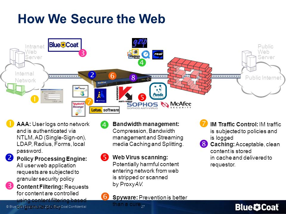 How We Secure the Web                