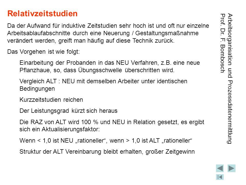 III Prozessdatenermittlung - ppt herunterladen
