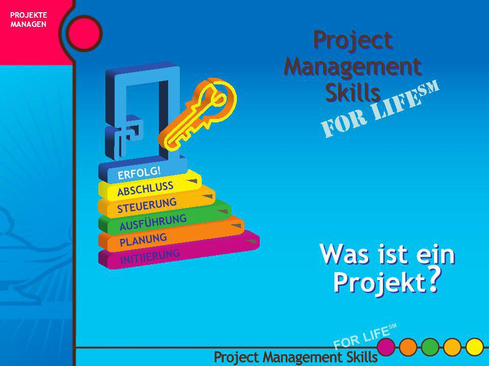 Project Management Skills