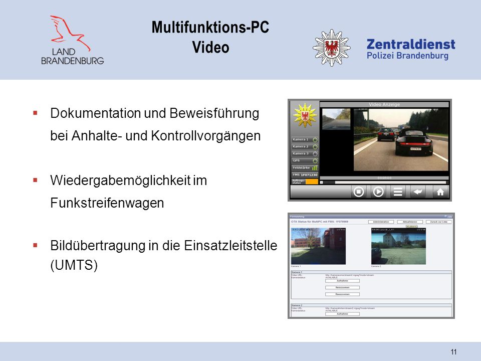 Multifunktions-PC Video