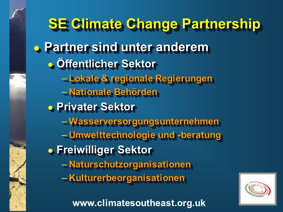 SE Climate Change Partnership