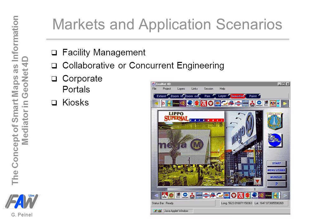 Markets and Application Scenarios