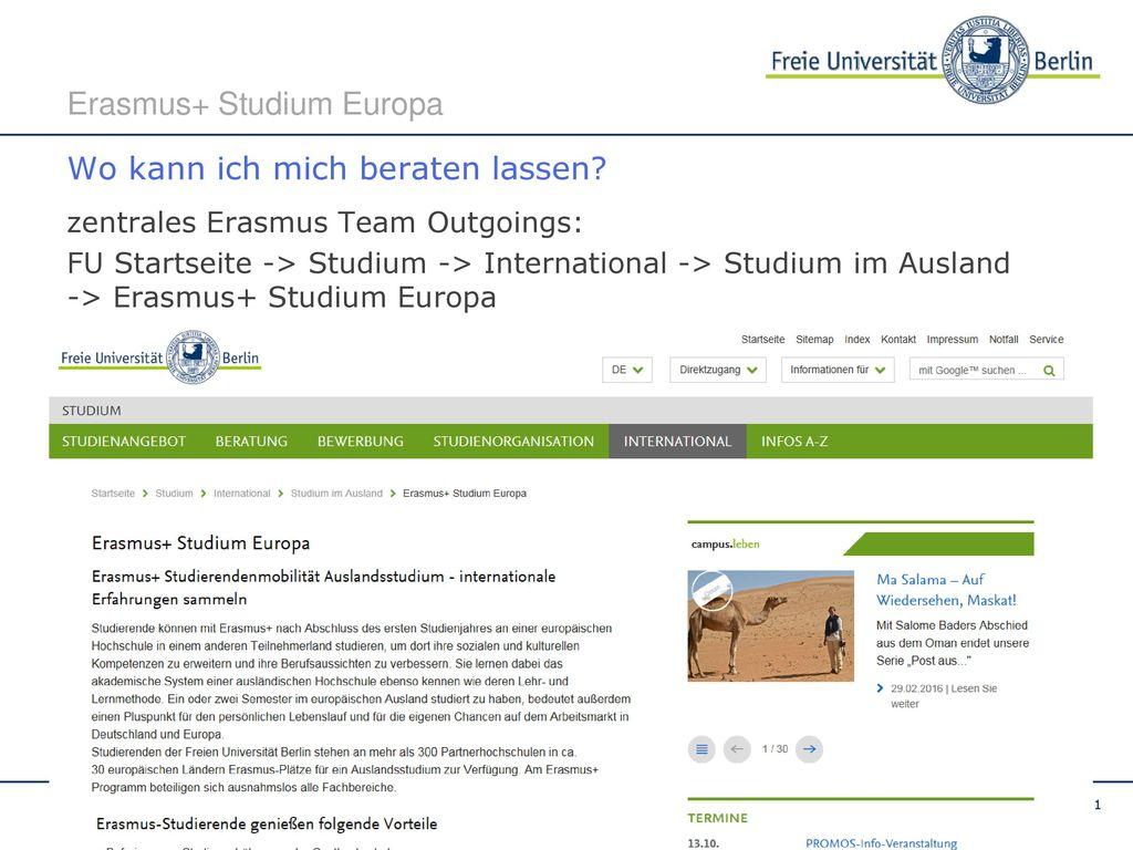 11 Erasmus+ Studium Europa
