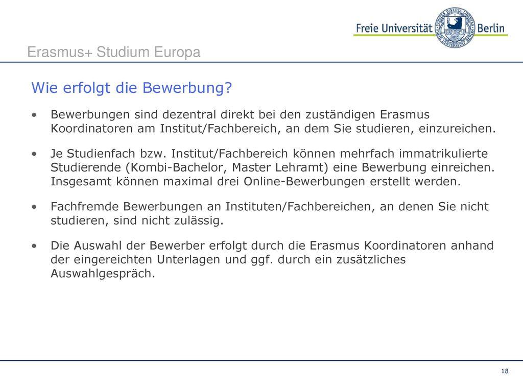 18 Erasmus+ Studium Europa
