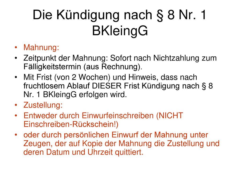 Abschluss Und Beendigung Von Kleingartenpachtverträgen Ppt