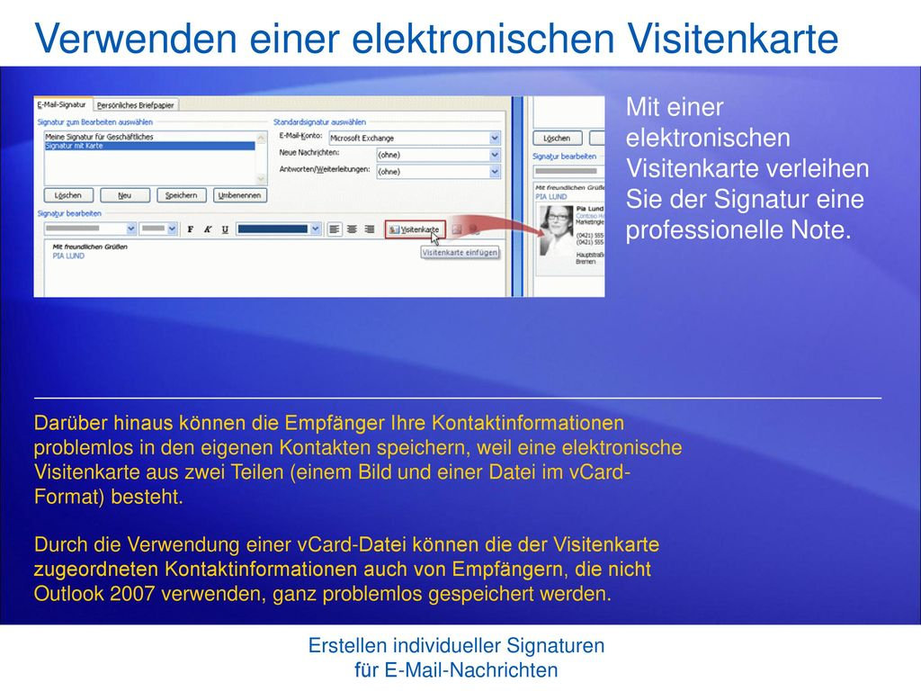 Schulung Für Microsoft Office Outlook Ppt Herunterladen