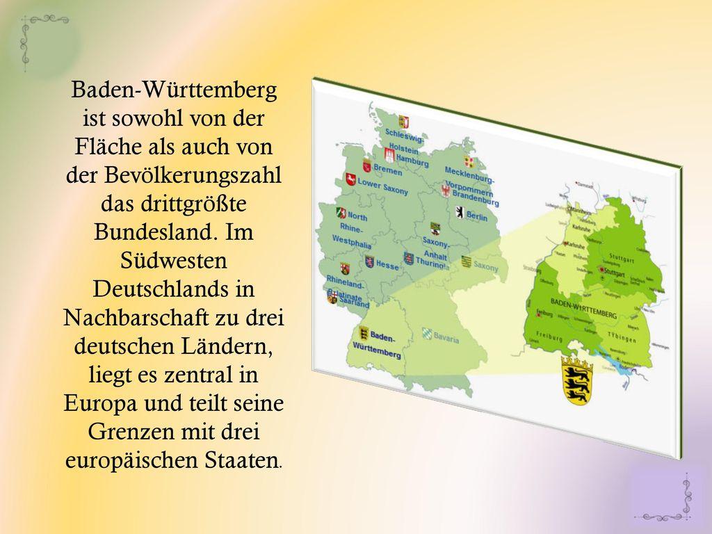 Baden   Württemberg.   ppt herunterladen