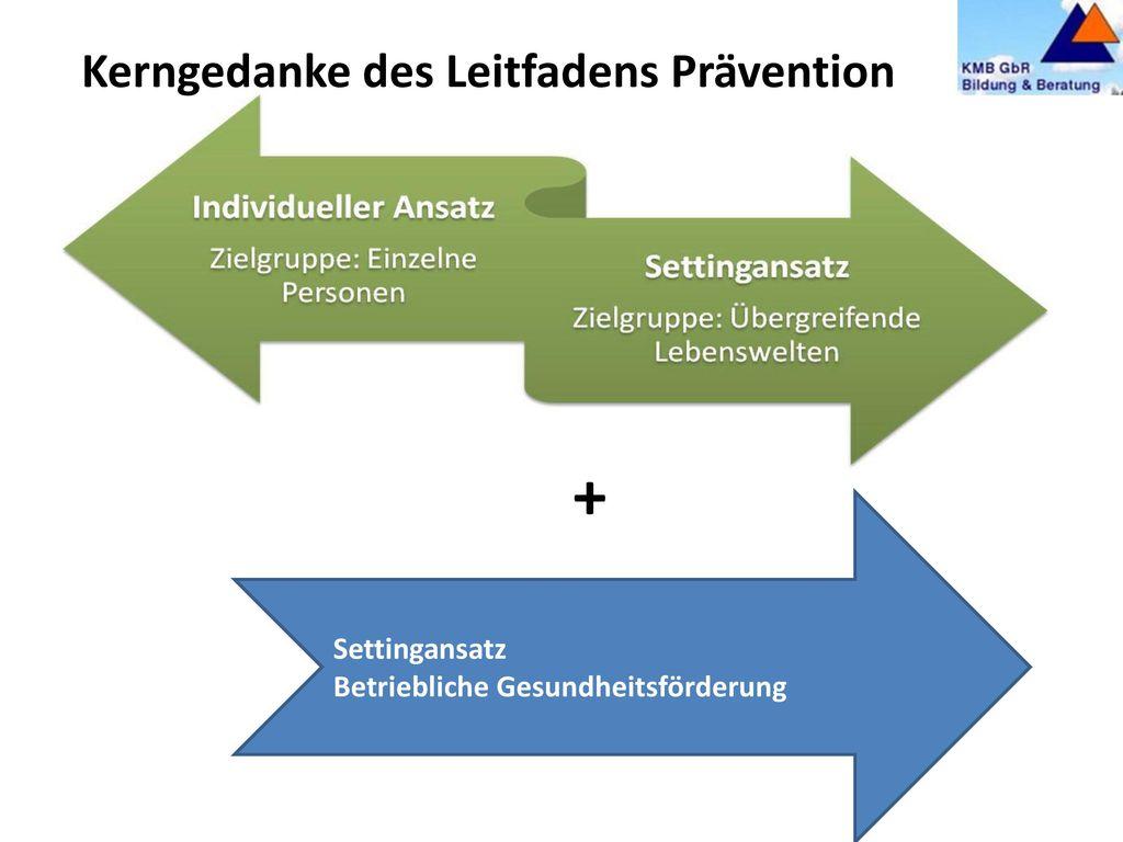 leitfaden prävention