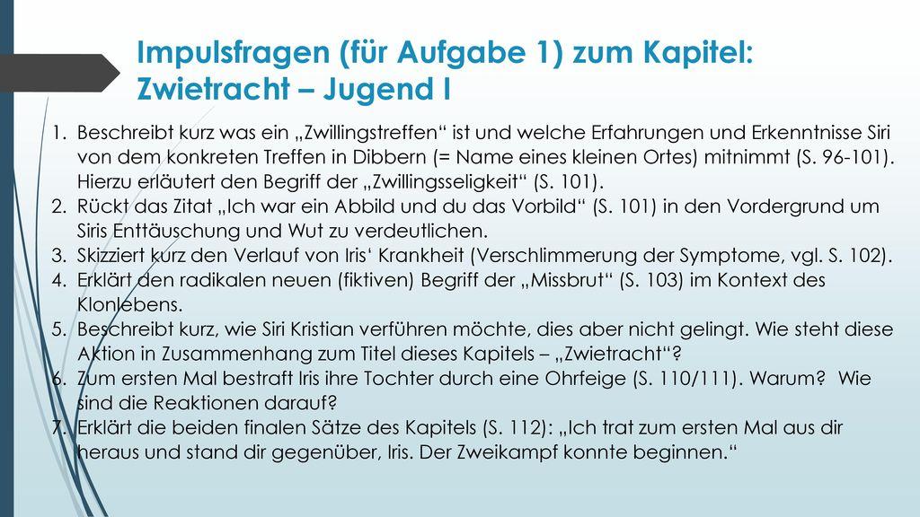 Blueprint ppt herunterladen impulsfragen fr aufgabe 1 zum kapitel zwietracht jugend i malvernweather Image collections
