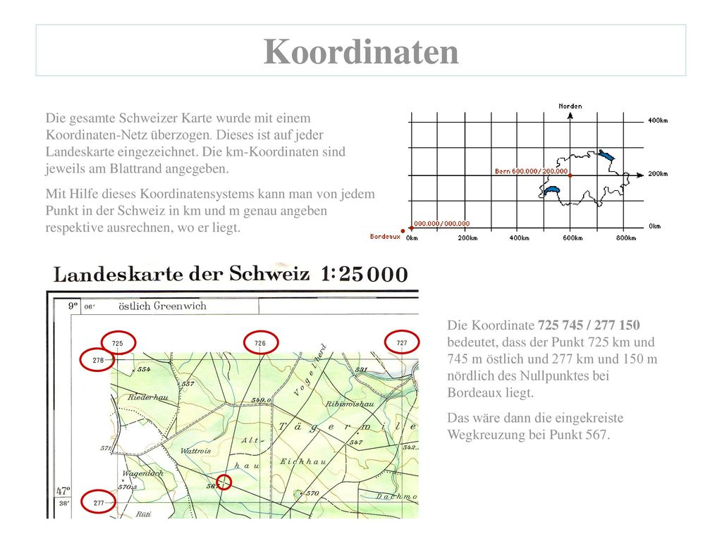 Kartenkunde 5: Koordinaten - ppt video online herunterladen