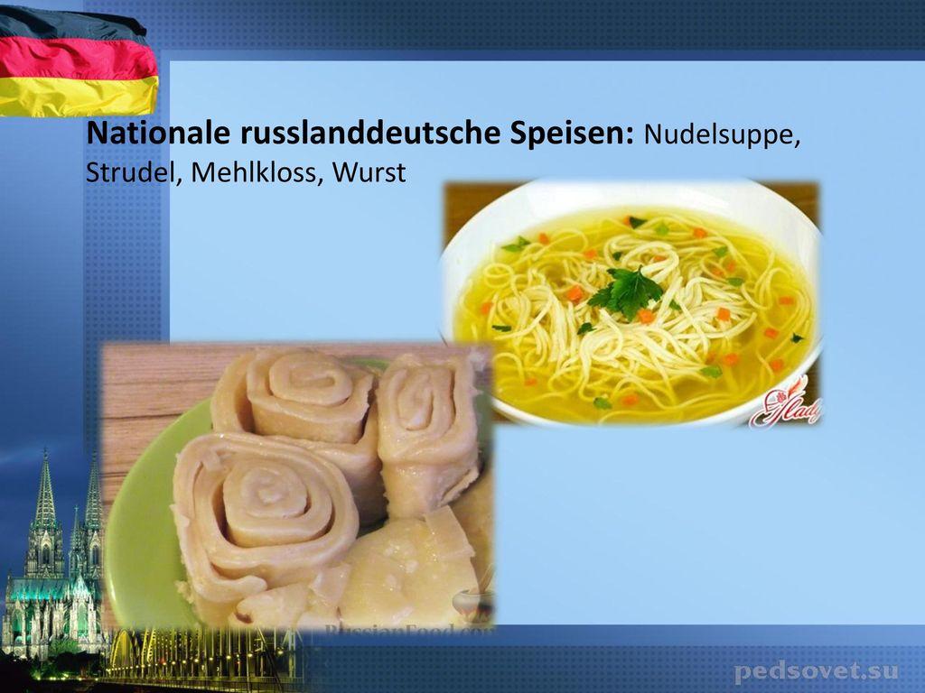 Russlanddeutsche Küche | Die Nationale Kuche Und Getranke Der Russlanddeutsche Das Projekt