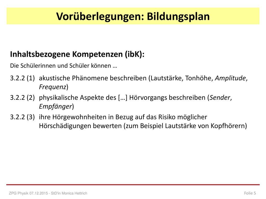 """Unterrichtsvorhaben Kl. 7: """"Akustik"""" - ppt video online herunterladen"""