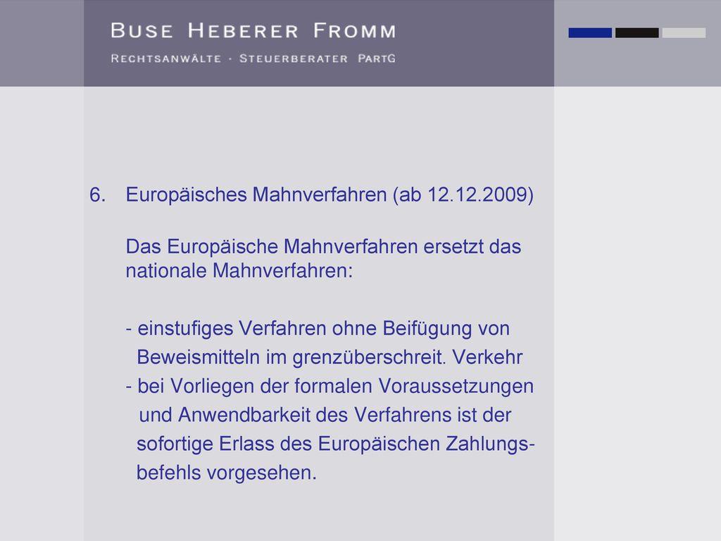 Aktuelle Aspekte Des Europäischen Zivilprozessrechts Ppt Herunterladen